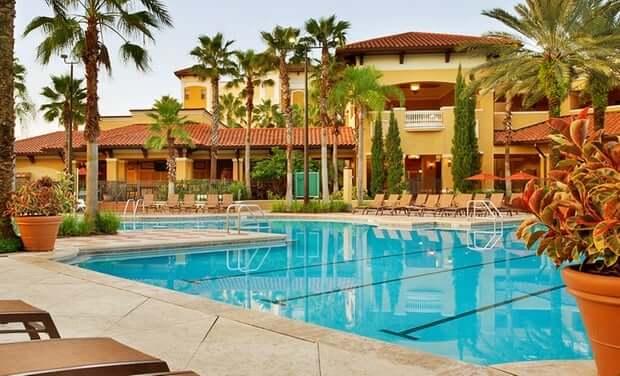 Hotéis na International Drive em Orlando: hotel Floridays Resort Orlando