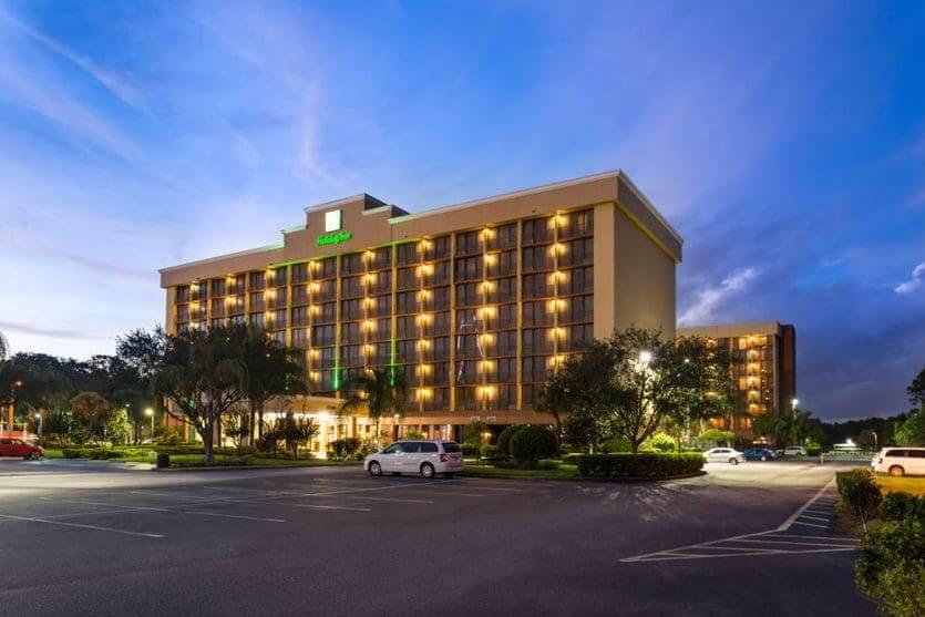 Hotéis com dois quartos juntos em Orlando: hotel Holiday Inn Orlando - Celebration Area