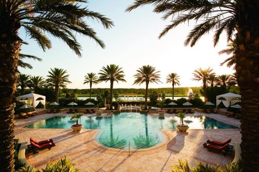 Hotéis legais para casais em Orlando: JW Marriott Orlando Grande Lakes
