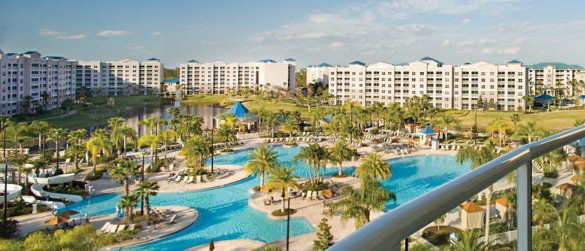 Hotéis na International Drive em Orlando: hotel Lake Eve at The Fountain