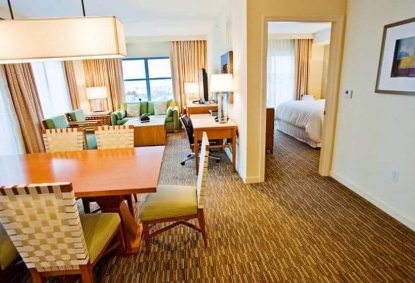 Hotéis sem carpete em Orlando: Las Palmeras By Hilton Grand Vacations