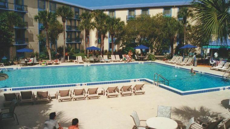 Hotéis muito baratos em Orlando: Monumental Movieland Hotel