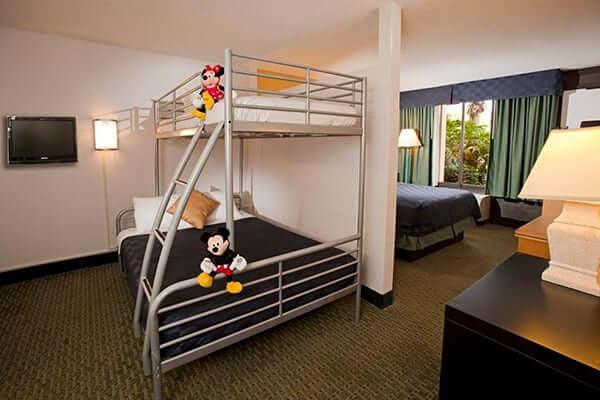 Hotéis com dois quartos juntos em Orlando: hotel Maingate Lakeside Resort