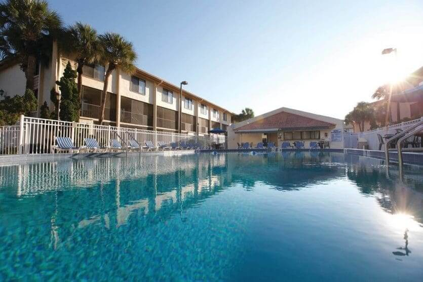 Hotéis na International Drive em Orlando: hotel Orlando International Resort Club