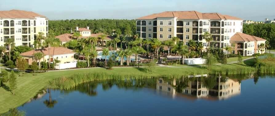 Hotéis mais procurados por brasileiros em Orlando: Parc Corniche Condominium Suites