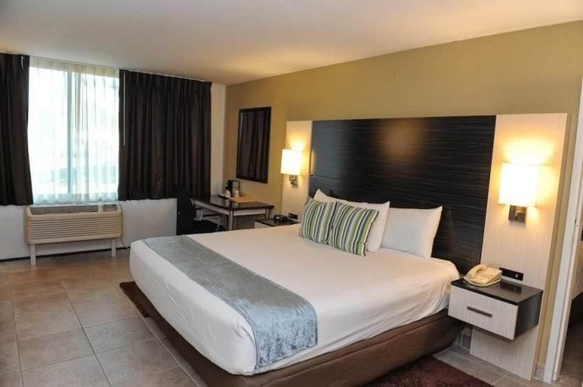 Hotéis sem carpete em Orlando: Park Inn By Radisson Resort and Conference Center Orlando