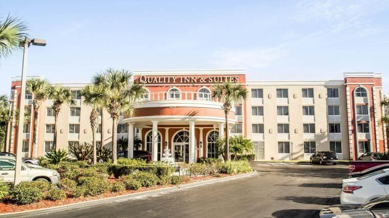 Hotéis próximos à Universal em Orlando: hotel Quality Inn & Suites Universal Studios Area