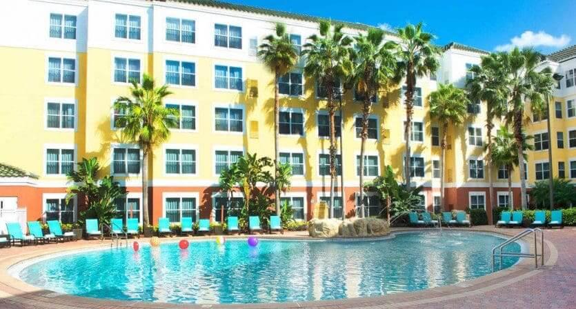 Hotéis mais procurados por brasileiros em Orlando: Residence Inn Orlando Lake Buena Vista