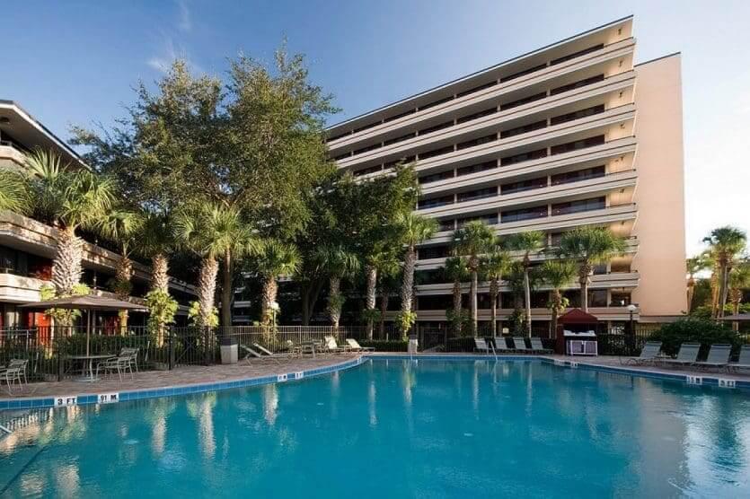 Hotéis com atendimento em português em Orlando: Rosen Inn at Pointe Orlando