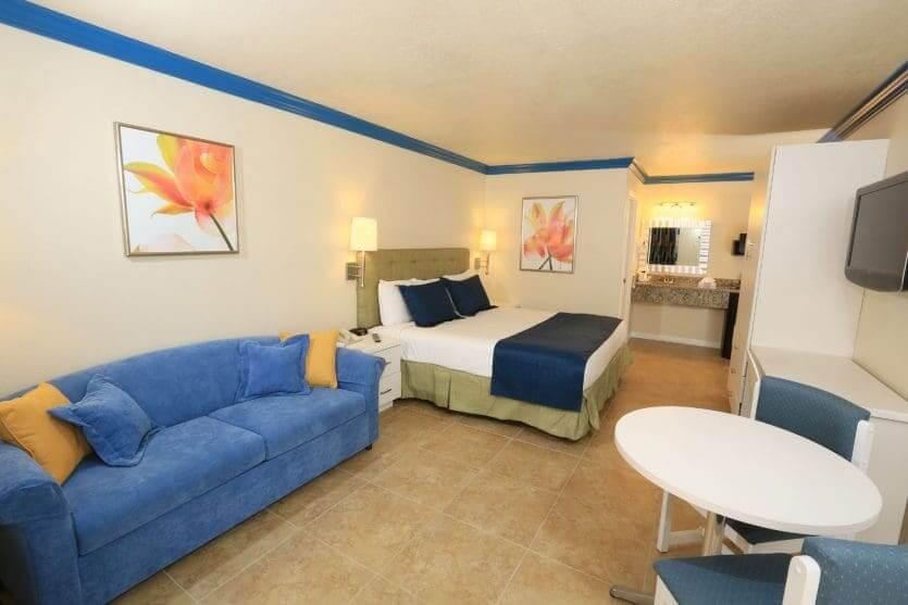 Hotéis sem carpete em Orlando: Sunsol International Drive
