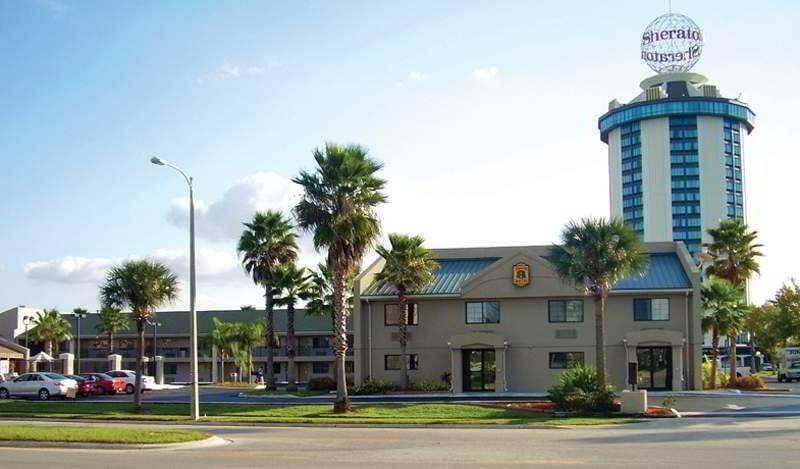 Hotéis muito baratos em Orlando: Super 8 Orlando International Drive