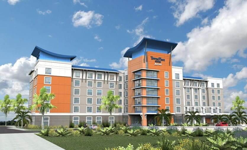 Hotéis na International Drive em Orlando: hotel TownePlace Suites by Marriott Orlando at SeaWorld