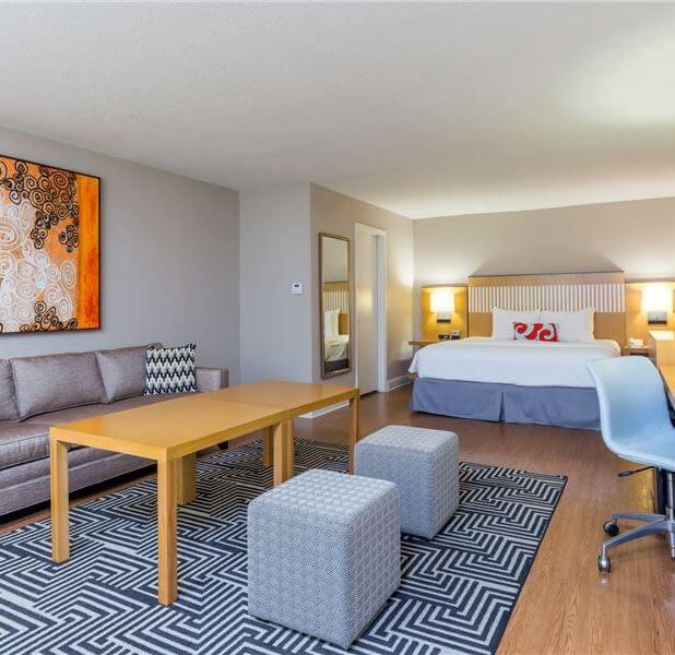 Hotéis sem carpete em Orlando: Wyndham Orlando International Drive