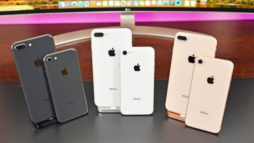 Onde comprar o Iphone 8 em Orlando: cores