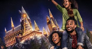 Natal do Harry Potter na Universal Orlando