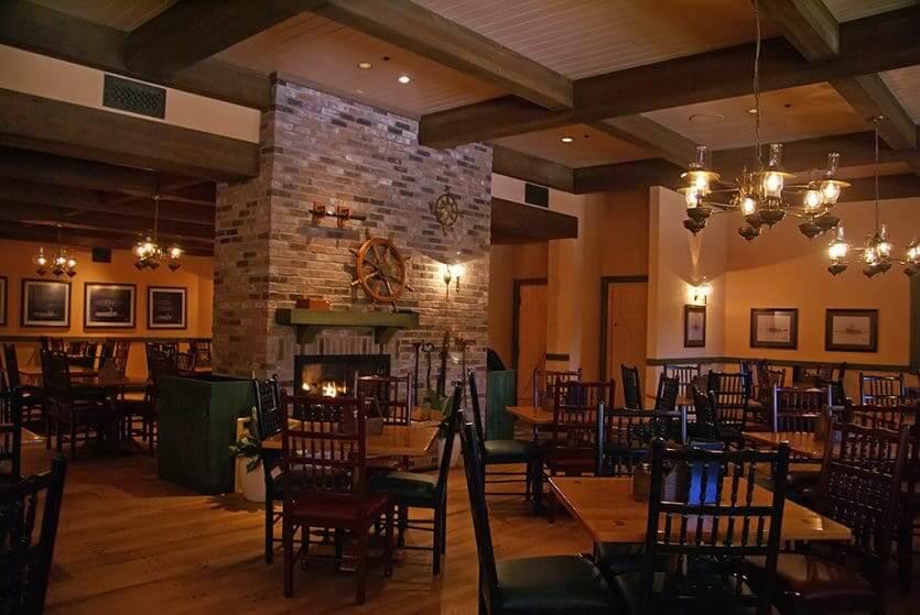 Disney's Port Orleans Resort - Riverside: Boatwright's Dining Hall