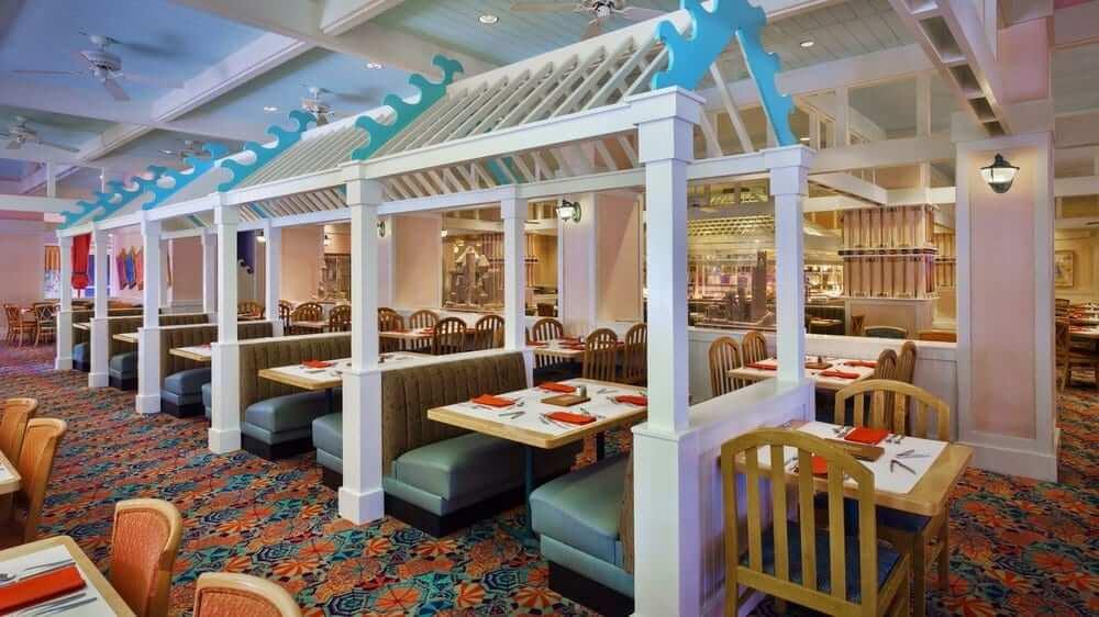 Disney's Beach Club Resort: Cape May Cafe