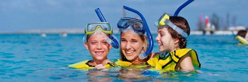 Ilha Castaway Cay da Disney: Discover Trail