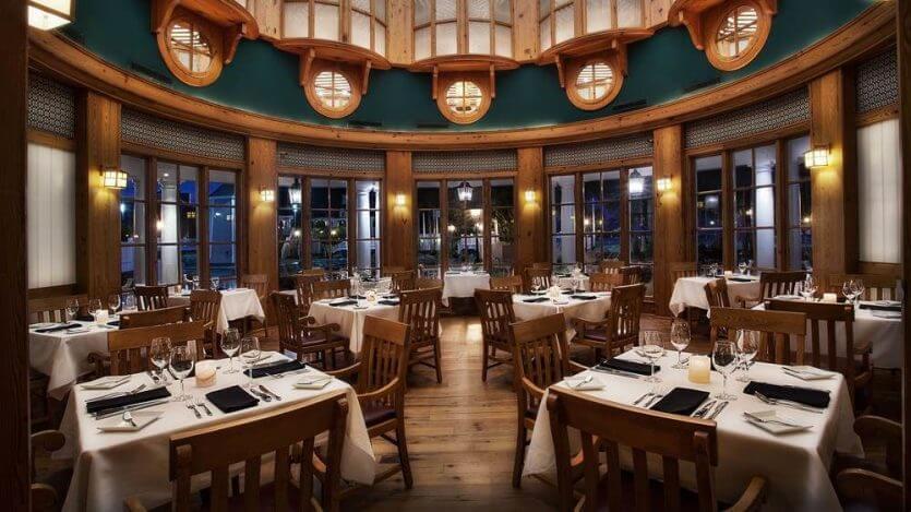 Disney's Yacht Club Resort: Yachtsman Steakhouse