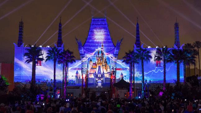Shows, paradas e apresentações no parque Disney Hollywood Studios Orlando: Disney Movie Magic