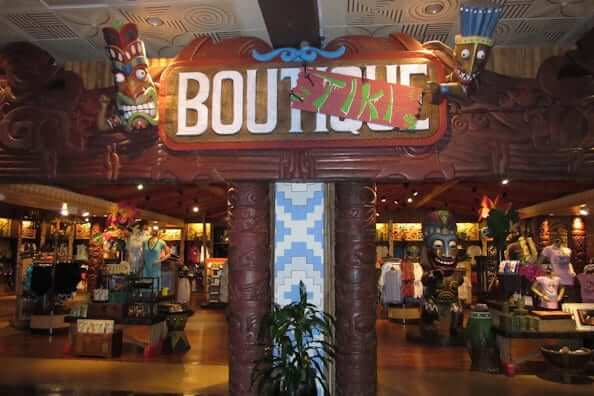 Disney's Polynesian Village Resort: Boutiki