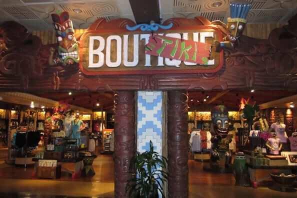 Disney's Polynesian Village Resort: Boutiki