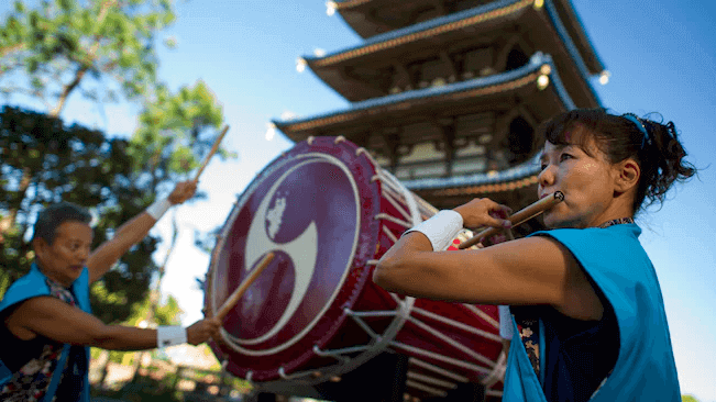 Shows, paradas e apresentações no parque Disney Epcot Orlando: Matsuriza