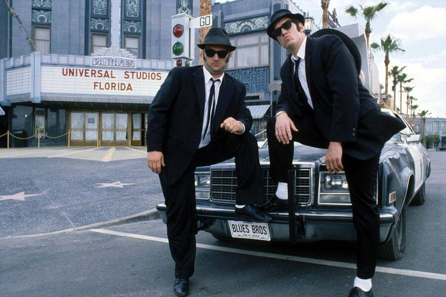 Shows, paradas e apresentações no parque Universal Studios em Orlando: The Blues Brothers Show