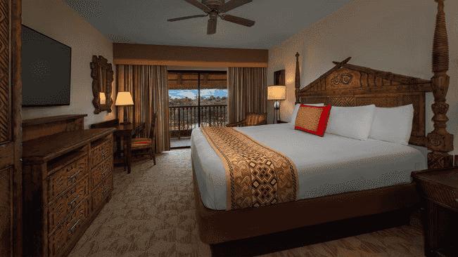 Disney's Animal Kingdom Villas - Jambo House: Villa Club Level