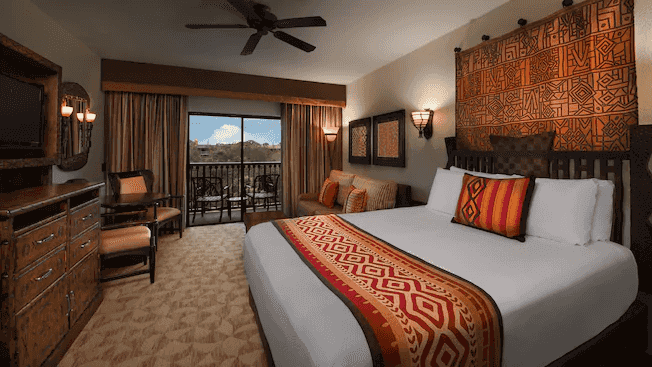 Disney's Animal Kingdom Villas - Kidani Village: Studio