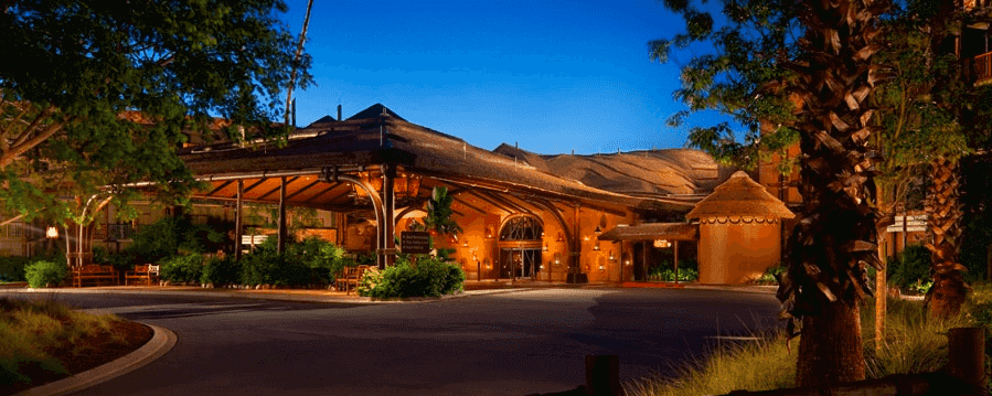 Disney's Animal Kingdom Villas - Kidani Village