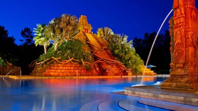 Disney's Coronado Springs Resort: piscina Dig Site Pool