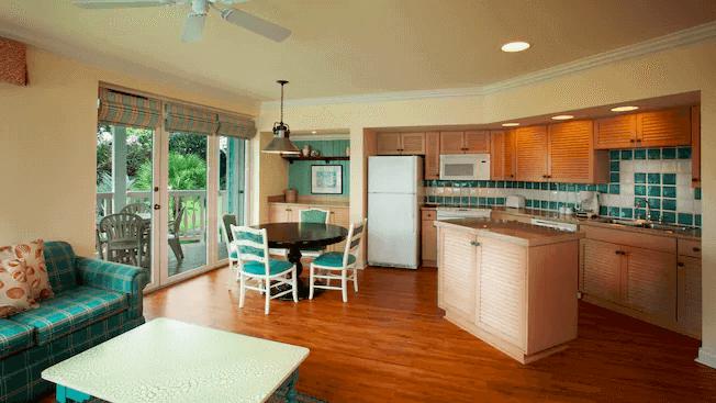 Disney's Old Key West Resort: Villa