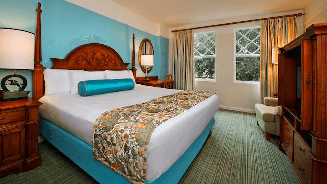 Disney's Saratoga Springs Resort & Spa: quarto