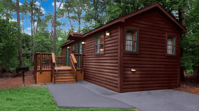 The Campsites e Cabins no Disney's Fort Wilderness Resort: Cabana