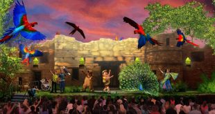 Novidades na Disney e Orlando em 2018: UP! A Great Bird Adventure no Disney Animal Kingdom