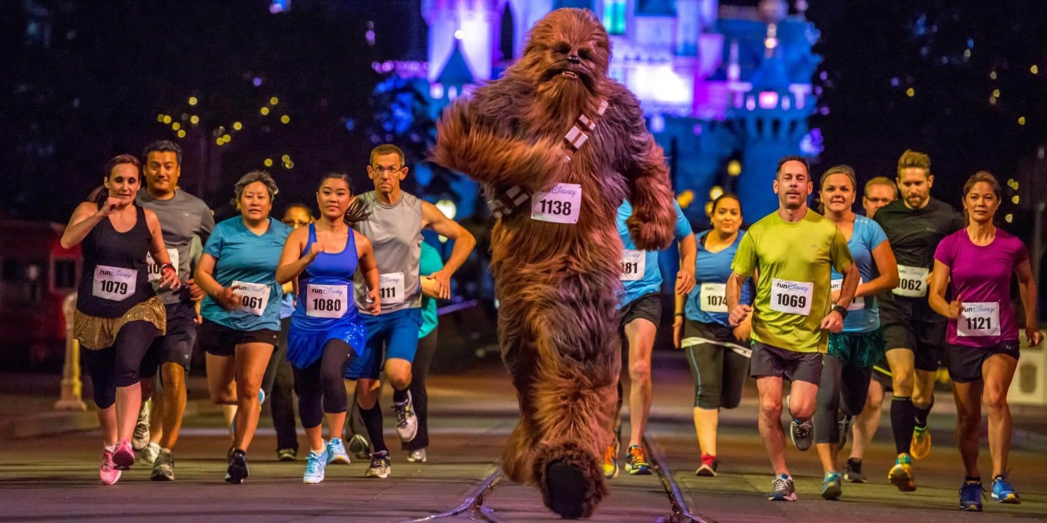 Calendário de corridas e maratonas em Orlando em 2018: Corrida Star Wars