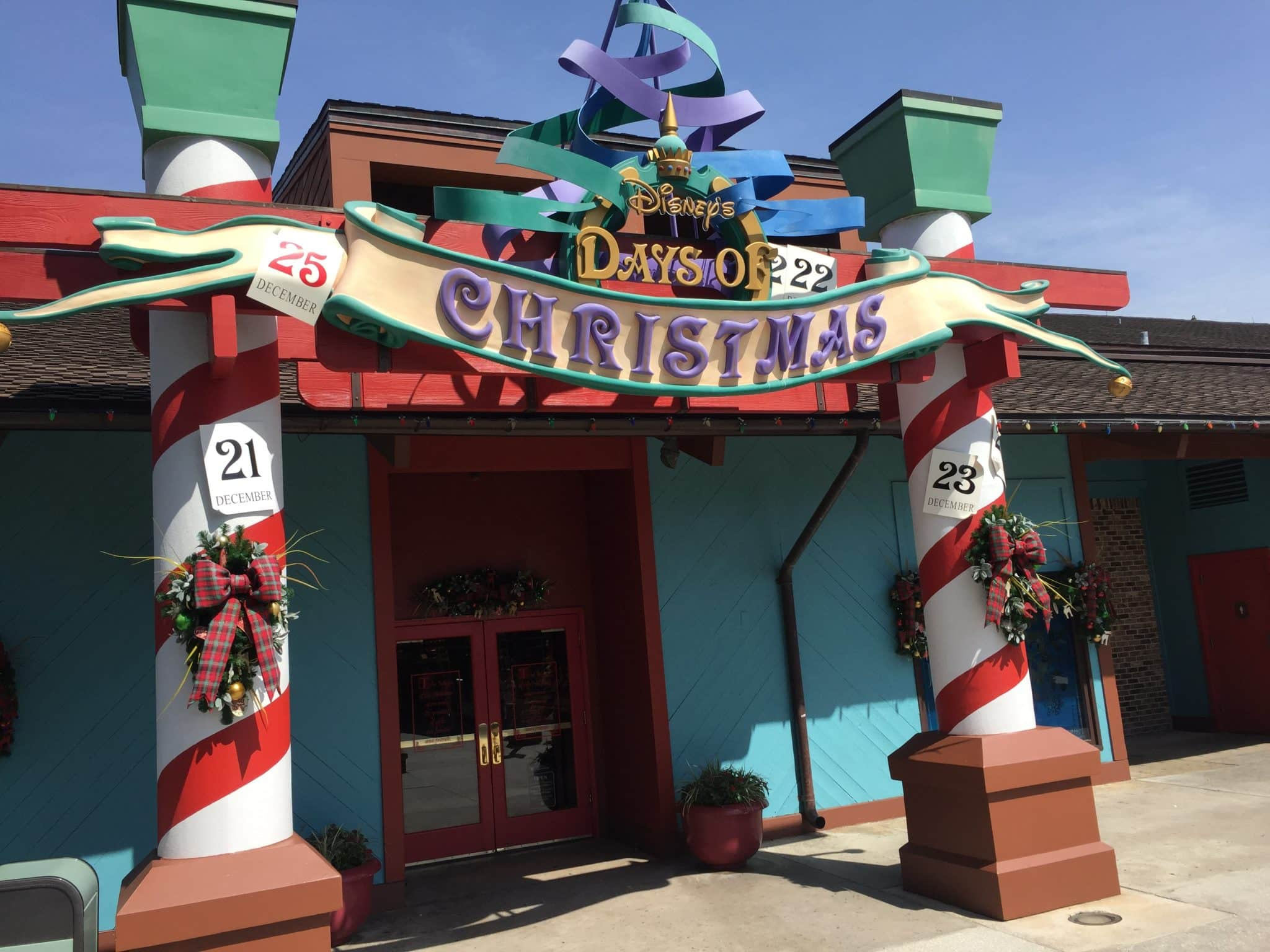 Loja Disney's Days of Christmas na Disney Springs