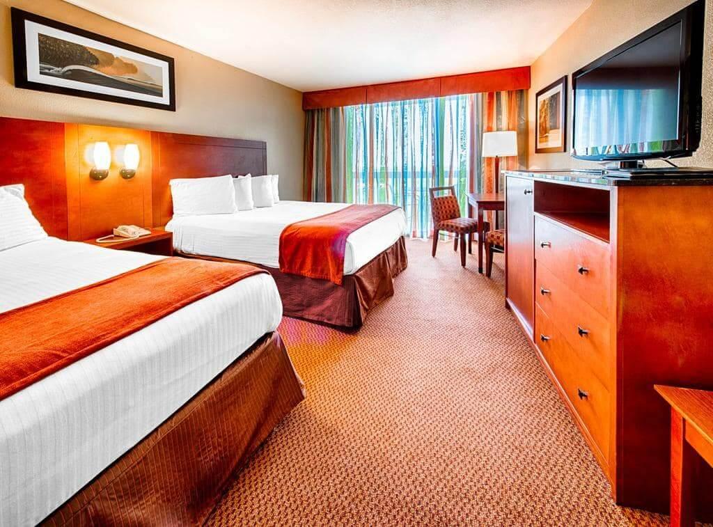 Dicas de hotéis em Orlando: Hotel Best Western Lake Buena Vista - quarto