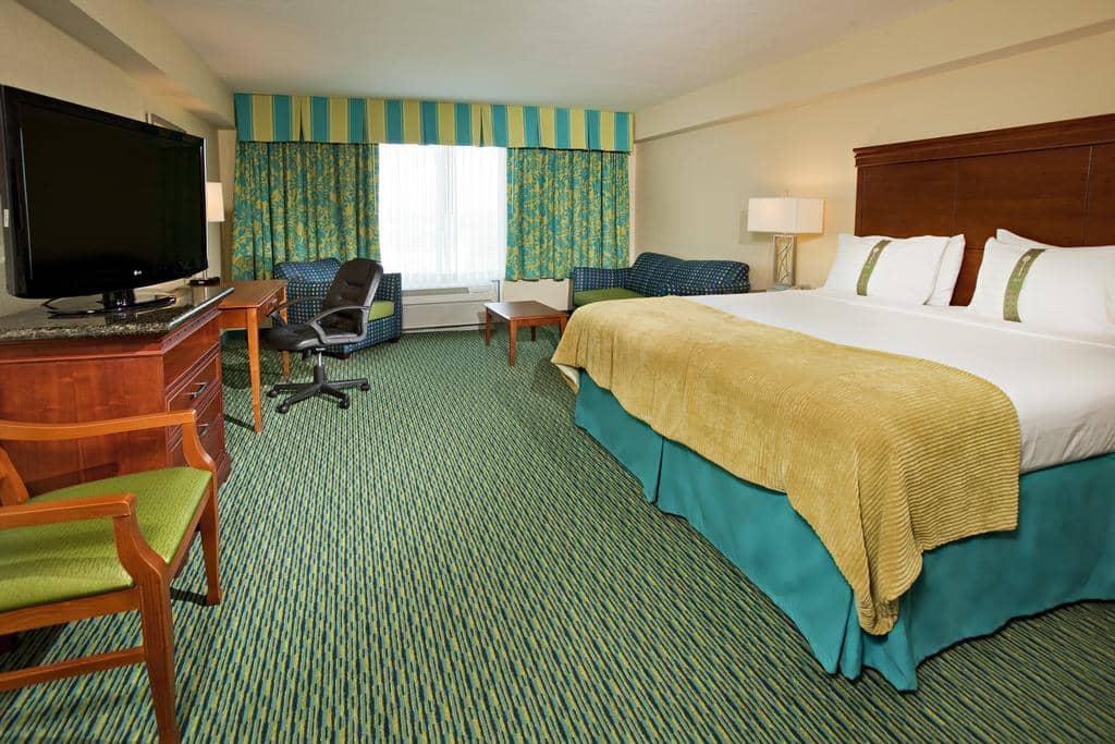 Dicas de hotéis em Orlando: Hotel Holiday Inn Resort Lake Buena Vista - quarto