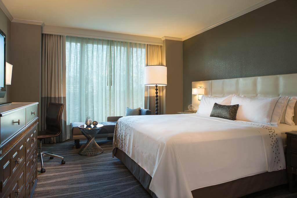 Melhores hotéis em Tampa: Hotel Renaissance Tampa International Plaza - quarto