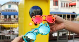Snapbot no Complexo Universal Orlando Resort: Snapchat Spectacles