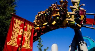 Nova montanha-russa do Harry Potter no Islands of Adventure em Orlando: The Dragon Challenge