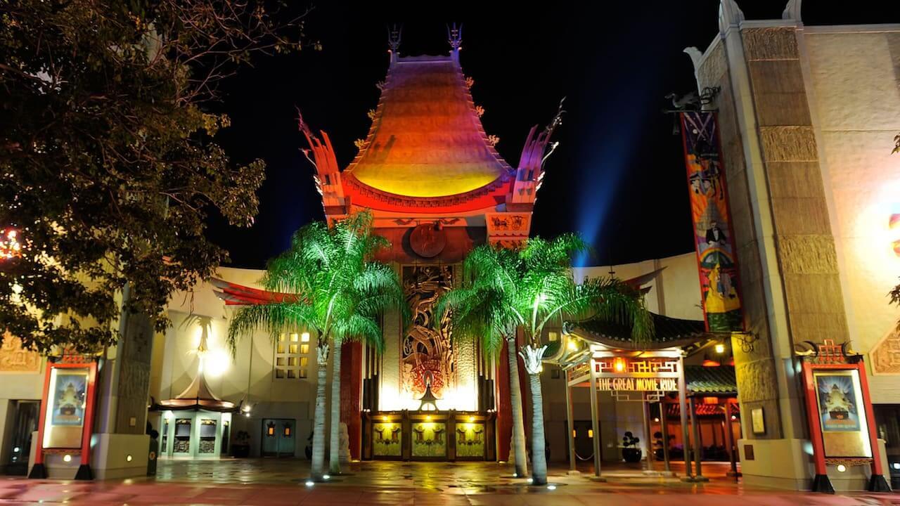 Brinquedos e atrações em manutenção em Orlando em 2018: The Great Movie Ride do parque Disney Hollywood Studios