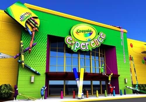 Por que Orlando é considerado o melhor destino para as férias de julho: Crayola Experience