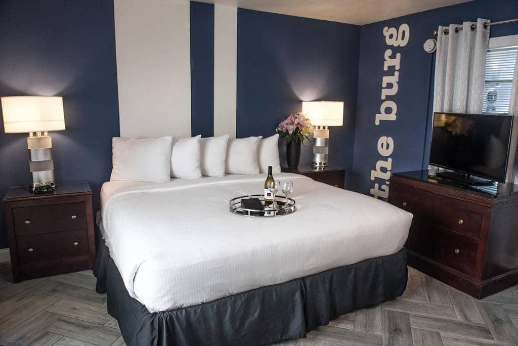 Melhores hotéis em São Petersburgo: Hotel Avalon - quarto