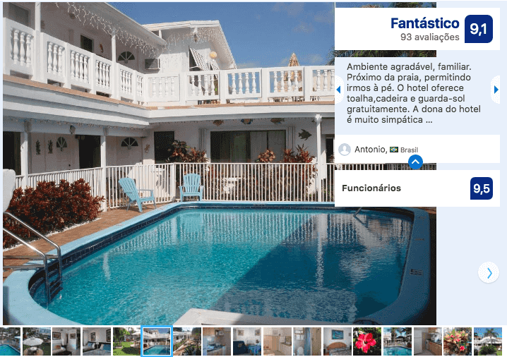 Dicas de hotéis em Fort Lauderdale: HotelBreakaway Inn Guest House