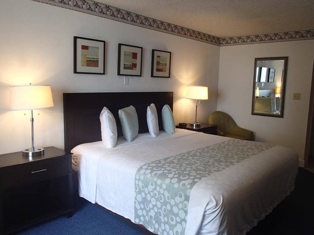 Hotéis bons e baratos em Daytona Beach: HotelFlamingo Inn Beachfront - quarto