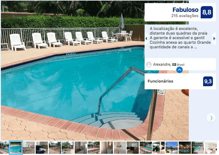 Hotéis bons e baratos em Fort Lauderdale: HotelNapoli Belmar Resort em Fort Lauderdale