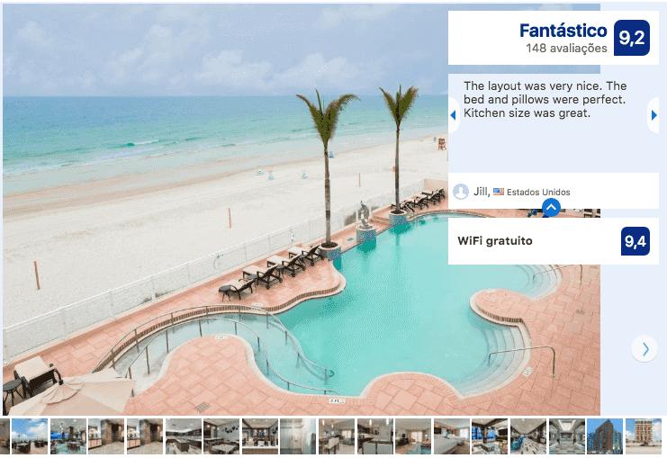 Melhores hotéis em Daytona Beach: Hotel Residence Inn by Marriott Daytona Beach Oceanfront